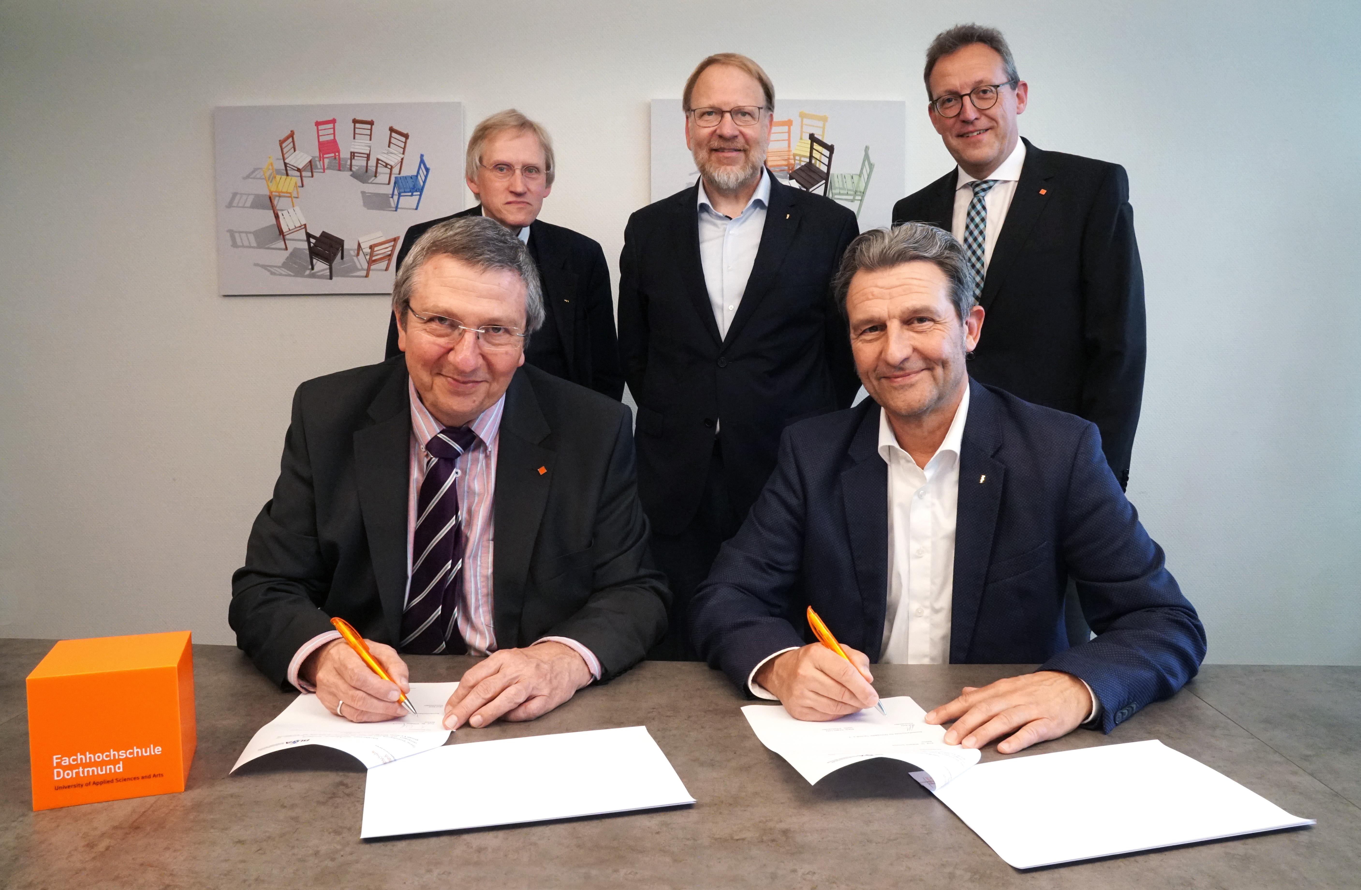 FH Dortmund: An-Institut für Orthopädie- und Rehabilitationstechnik