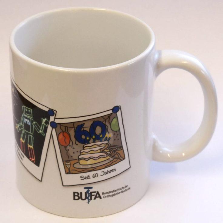 BUFA-Tasse 2014