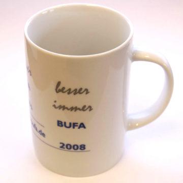 BUFA-Tasse 2008